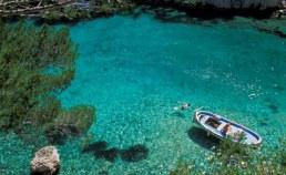 Calanque et baignade en Provence-Alpes-Côte d'Azur Camping Qualité