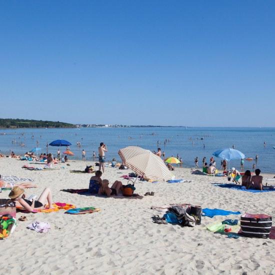 Plage de Bretagne - Finistère - Camping Qualité