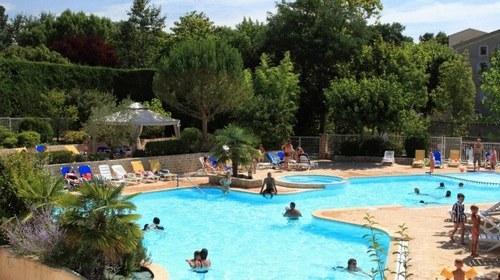 Réserver un camping avec piscine