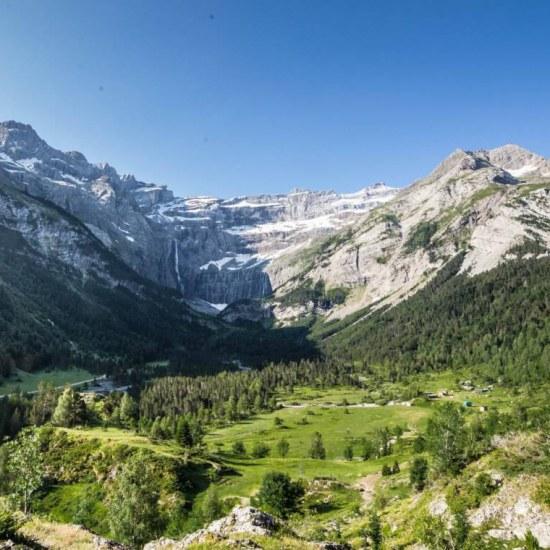 Réservez votre camping à Argelès Gazost proche du cirque de Gavernie