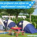 checklist camping : liste des affaires à prendre en camping (tente, caravane, camping-car)