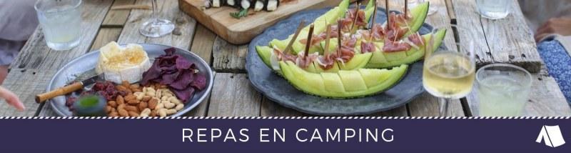 repas camping