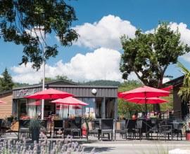 Snack-bar du Camping Le Chanset 3 étoiles Auvergne-Rhône-Alpes - Puy-de-Dôme | Label Camping Qualité