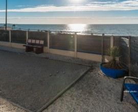 Pétanque en bord de mer au Camping du Bord de Mer 3 étoiles dans les Pays-de-la-Loire - Loire-Atlantique | Label Camping Qualité