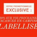 promo poisson d'avril camping