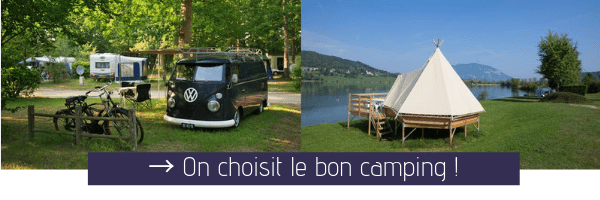 choisir un camping pendant la canicule