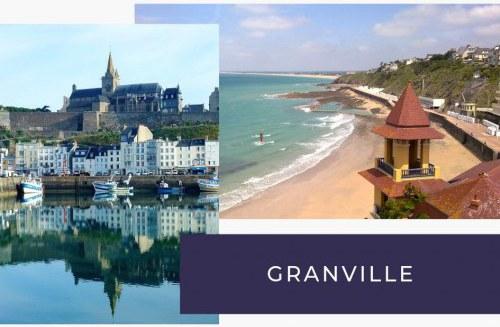 Que voir et faire à Granville en Normandie