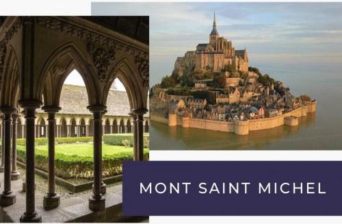 Que voir et faire au Mont Saint Michel en Normandie