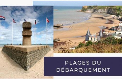Que voir et faire aux plages du débarquement en Normandie