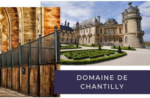 Incontournable depuis votre camping à Chantilly