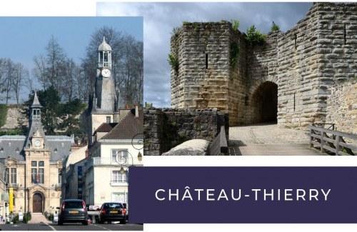 Incontournable depuis votre camping à Chateau thierry