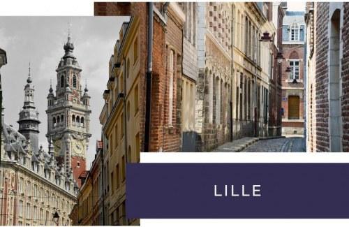 Incontournable depuis votre camping à Lille