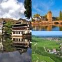 Lieux touristiques en région Grand Est