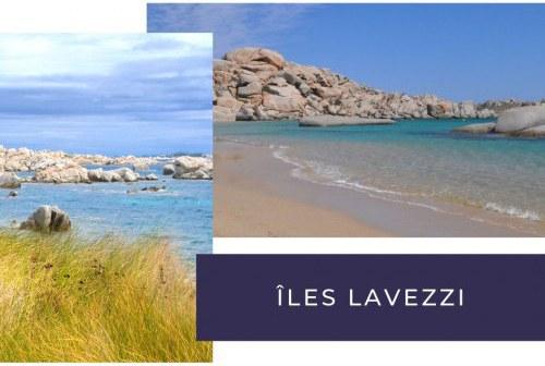 Incontournable depuis votre camping aux îles Lavezzi