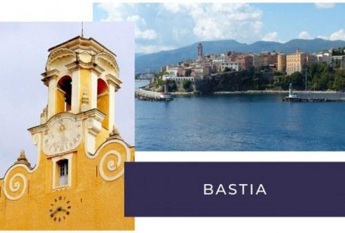 Incontournable depuis votre camping à Bastia