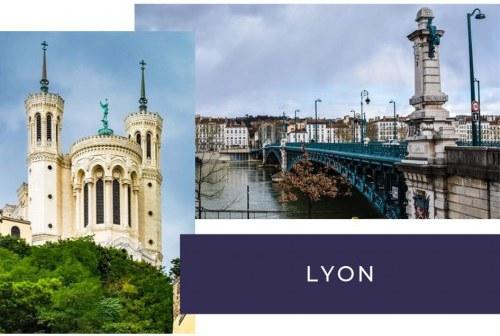 Incontournable depuis votre camping à Lyon