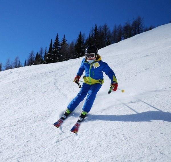 Campingplätze zum Skifahren