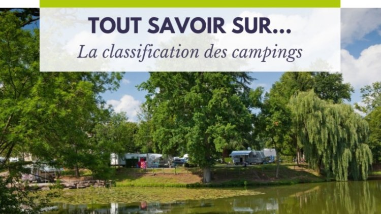 Classification des campings