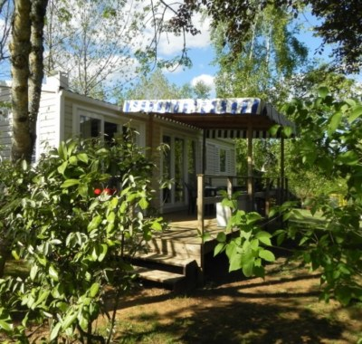Mobil-home Dordogne