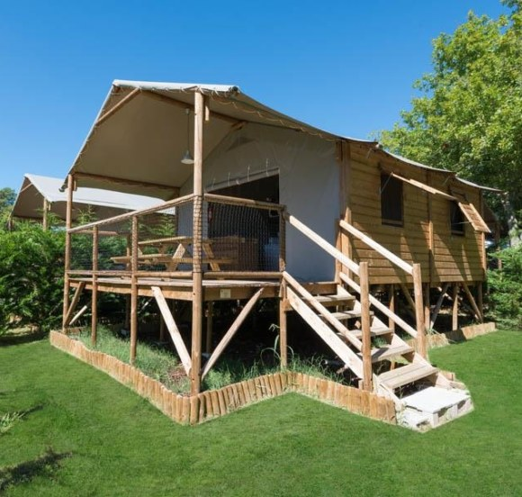 Glamping France