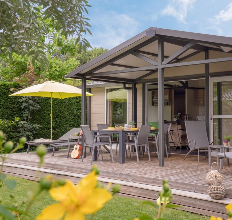 Mobil-home Charente-Maritime