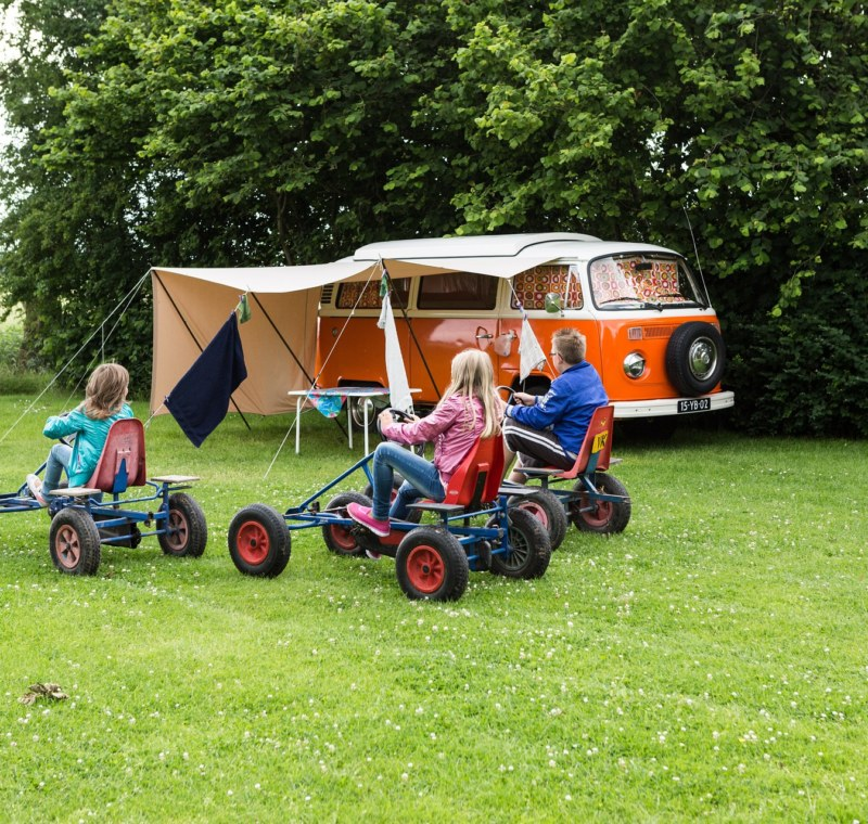 Camping VACAF en Normandie