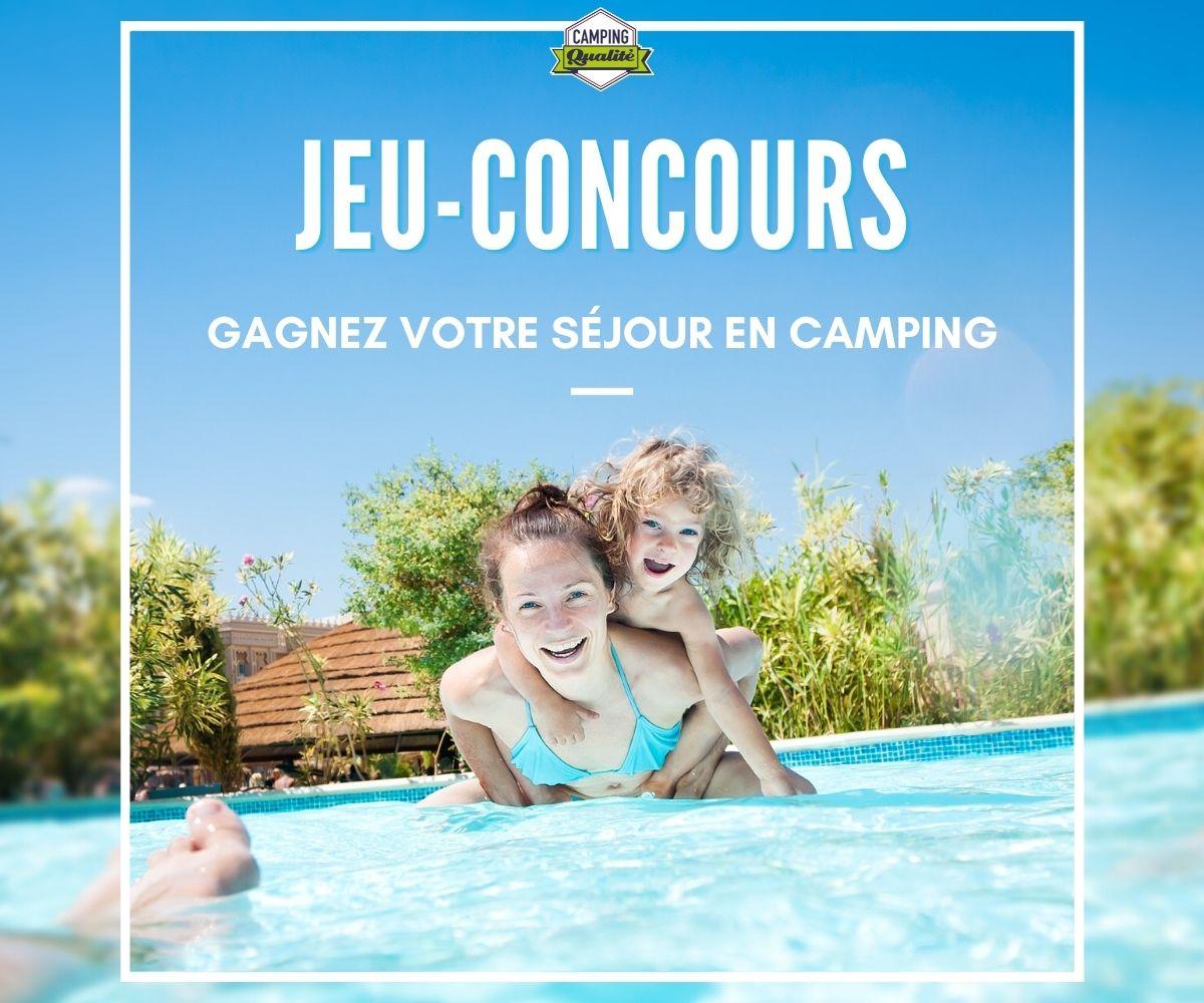 Jeu concours camping