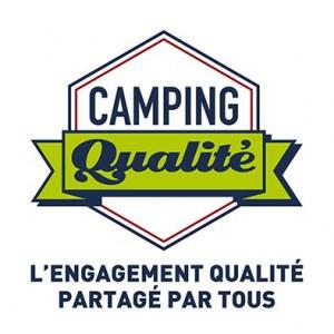 Logo Camping Qualité, L'engagement qualité partagé par tous