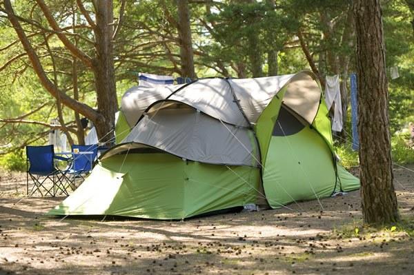 emplacement tente Camping Qualité France