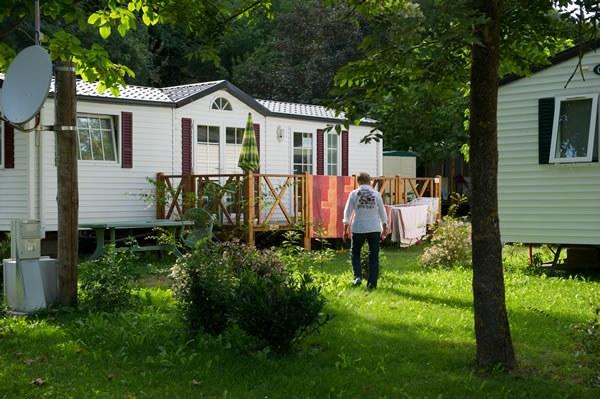 Mobil-home et nature en Camping Qualité France