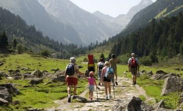 Camping qualité à la montagne
