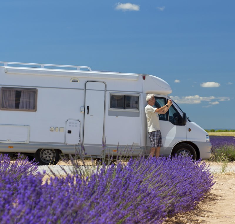 Camping Qualité avec votre camping-car