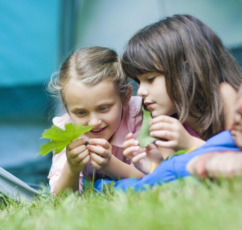 Camping qualité au printemps, été et automne