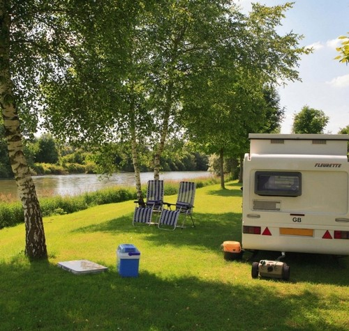 A quality pitch to set up your motorhome