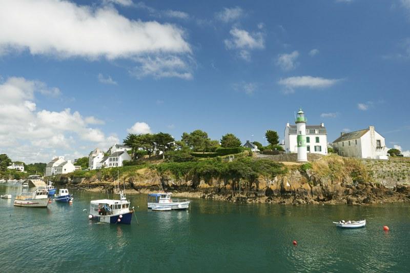 Région Bretagne Camping Qualité - port le pouldu
