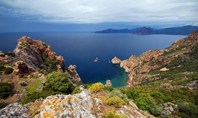Région Corse Camping Qualité