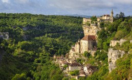 Rocamadour, plus beau village de France en Occitanie Camping Qualité