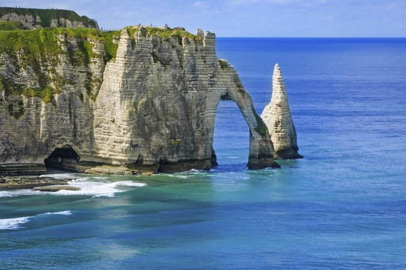 Région Haute-Normandie Camping Qualité