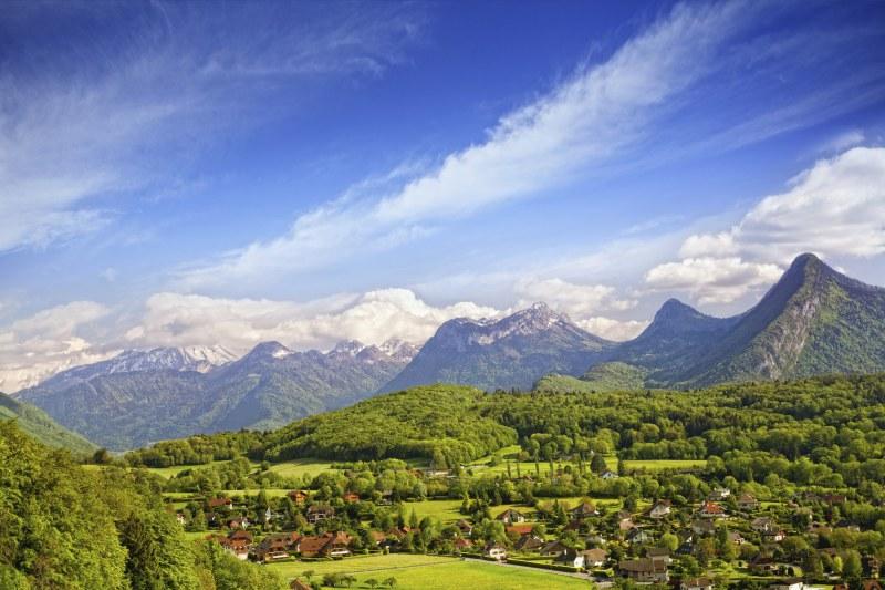 Région Rhône-Alpes Camping Qualité
