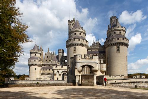 Région Picardie Camping Qualité - Château de Pierrefonds - Oise