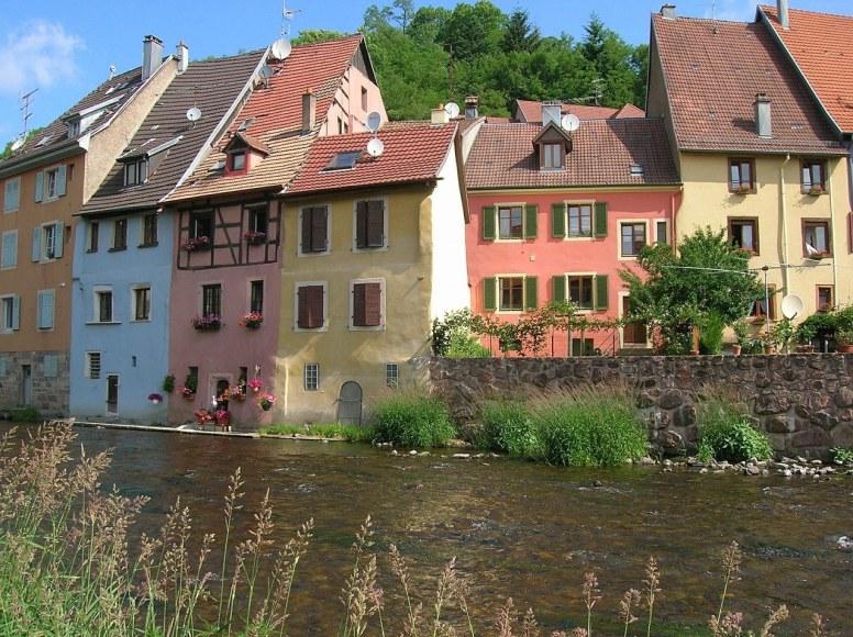 Région Alsace France Campin Qualité