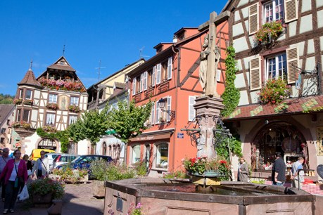 Région Alsace Camping Qualité - kayserberg3