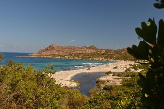 Région Corse Camping Qualité - Ostriconi