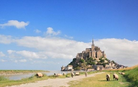 Région Normandie Département Manche Camping Qualité - Le Mont Saint-Michel
