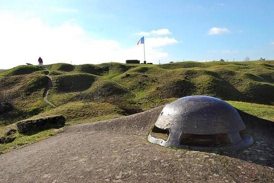 Fort Vaux dans la Meuse Camping Qualité Grand-Est