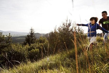 Région Camping Qualité Auvergne - Randonnées montagne