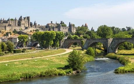 Cité de Carcassonne en Occitanie Camping Qualité