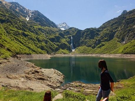 Région Midi-Pyrénées Camping Qualité - Lac d oo