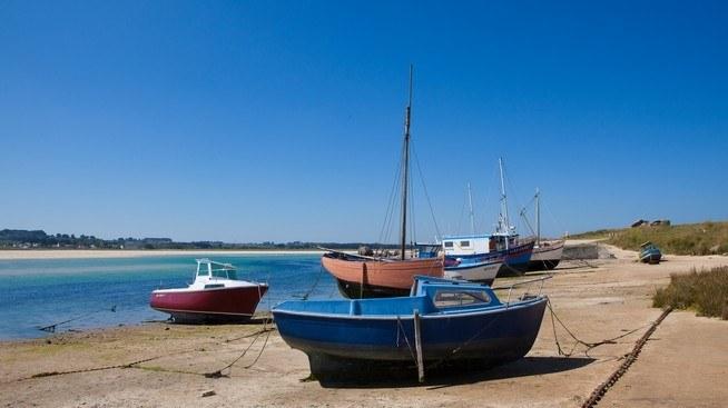 Département Finistère Région Bretagne Camping Qualité - Baie Kernic