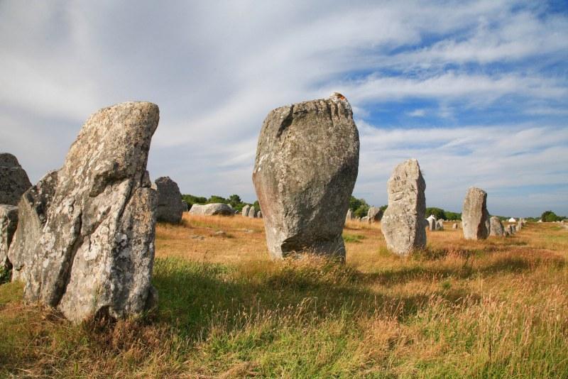 Alignements de Menhirs à Carnac dans le Morbihan Camping Qualité Bretagne